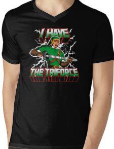 I Have the Triforce Mens V-Neck T-Shirt