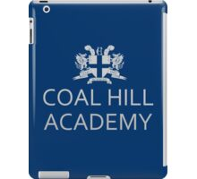 Doctor Who Class Spinoff Logo New Show Coal Hill School iPad Case/Skin