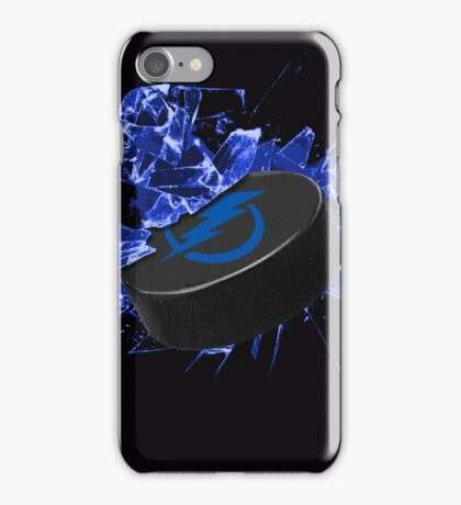 Tampa Bay Lightning Puck iPhone Case/Skin