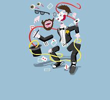 The Magician Explodes! Unisex T-Shirt