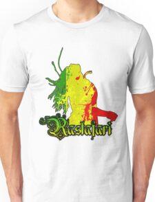 Rastafari King Unisex T-Shirt