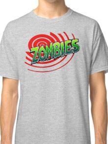 Zombies Ate My Neighbors Classic T-Shirt