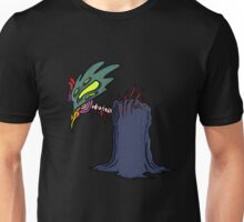 Witch Bird Unisex T-Shirt