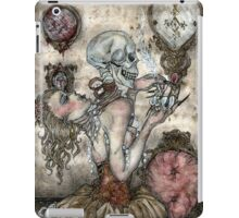 "Frustration -Is An Evil Attitude"" iPad Case/Skin"