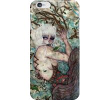 A Sinful Life Dying iPhone Case/Skin