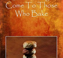 About Baking by Randi Grace Nilsberg
