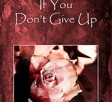 Don't Give Up! by Randi Grace Nilsberg
