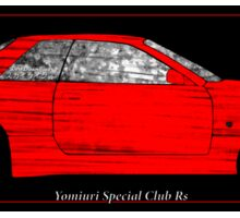 R32 - Yomiuri Special Club Rs Sticker