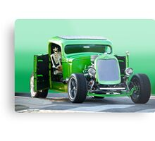 Starv'n Marv'n Hot Rod Pickup Metal Print
