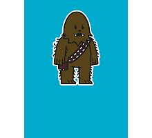 Mitesized Wookie Photographic Print