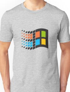 Windows Logo Aesthetic Unisex T-Shirt
