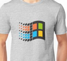 Windows Logo Aesthetic Unisex T-Shirt