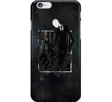 Slenderman IV iPhone Case/Skin