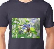 Borage & Bee Unisex T-Shirt