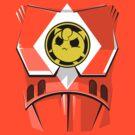 Pink Poké Ranger - Movie Style by SnippyFox