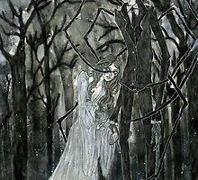 Slenderman :: A Stolen Love by Stefania Russo