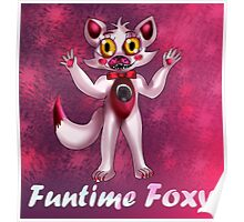 Sister Location: Funtime Foxy Poster