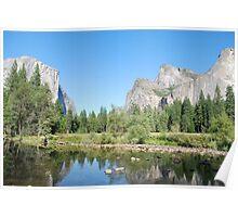 Beautiful Yosemite Poster