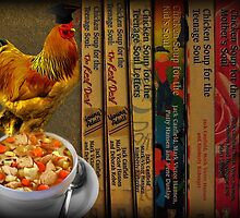 CHICKEN SOUP BOOK.. ITS GOOD FOR THE SOUL - PICTURE- CARD by ✿✿ Bonita ✿✿ ђєℓℓσ