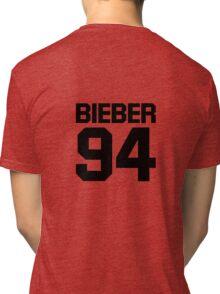 Bieber 94 - Justin Bieber! Tri-blend T-Shirt