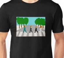 The Beatles - Abbey Road  Unisex T-Shirt
