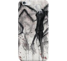 Slenderman II iPhone Case/Skin