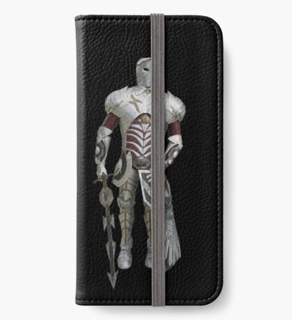Fairy warrior iPhone Wallet/Case/Skin