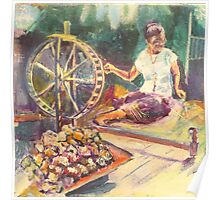 Yarn Spinner Poster