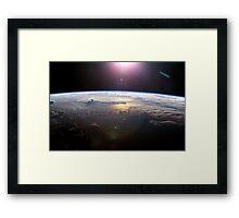 sci fi  Framed Print