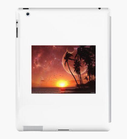 sci fi iPad Case/Skin