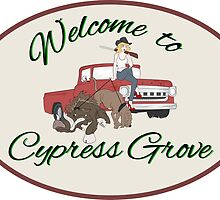Welcome to Cypress Grove by SBCollective
