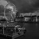 London Eye by photogenic