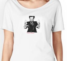 Keanu Reeves the Actor V2 Women's Relaxed Fit T-Shirt