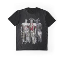 Three knights Graphic T-Shirt
