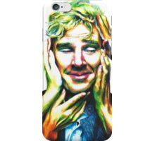 Benedict Cumberbatch (Jaguar Photoshoot) iPhone Case/Skin