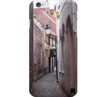 Narrow Street/Pass - Travel Photography iPhone Case/Skin