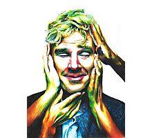 Benedict Cumberbatch (Jaguar Photoshoot) Photographic Print