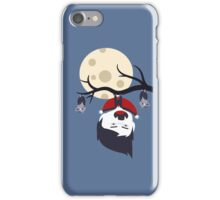Der kleine Vampir iPhone Case/Skin