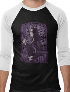 Don't torture yourself Men's Baseball ¾ T-Shirt