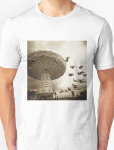 Theme Park Chair Ride T-Shirt