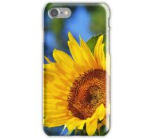 Sunflower Happiness iPhone Case/Skin