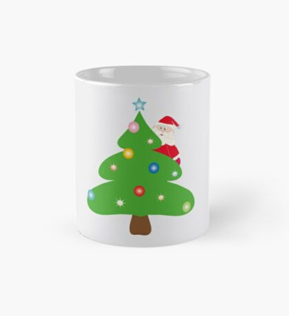 Santa Claus for the tree Mug