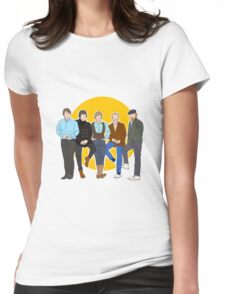 The Beach Boys // Pet Sounds Womens Fitted T-Shirt