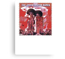 Jimmy Castor Bunch Canvas Print