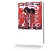 Jimmy Castor Bunch Greeting Card