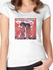 Jimmy Castor Bunch Women's Fitted Scoop T-Shirt