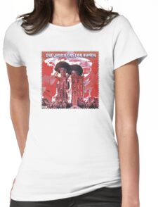 Jimmy Castor Bunch Womens Fitted T-Shirt