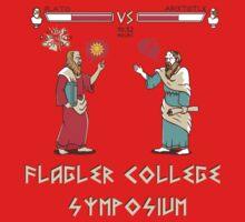 Flagler College Symposium Baby Tee