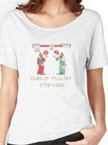 Flagler College Symposium Women's Relaxed Fit T-Shirt