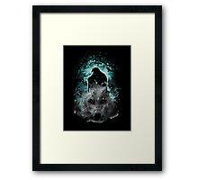 Ghosts Framed Print